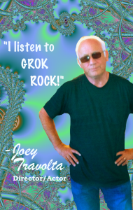 Joey Travolta (John Travolta's Sane brother) Who is saving the world one child at a time with his work in autism.