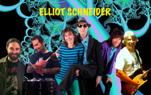 Elliot Schneider (Band Photo)
